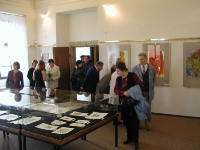 Výstava Sevda Benátky