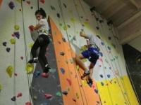 Soutěž - výlet lezecká stěna