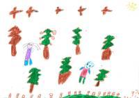 Písmenka a barvy, 12 dětí, 2-9 let - vynikající účast_12