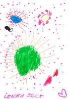 Písmenka a barvy, 12 dětí, 2-9 let - vynikající účast_7