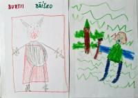 Prvňáci, 18 žáků, 6-7 let, rumunština
