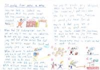 Nikola Doskočilová, 10 let, překlad do angličtiny